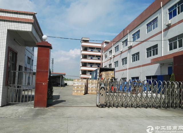 清溪镇中心一楼厂房400平米带水电线路办公室出租