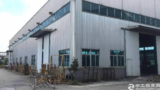 新塘新塘大道东新出独栋钢构厂房