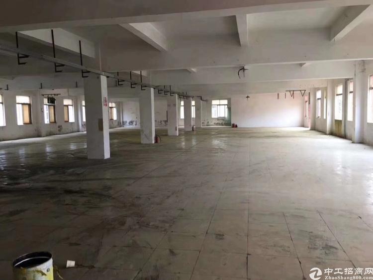 出租沙井镇衙边工业区独门独院1-3层4200平米