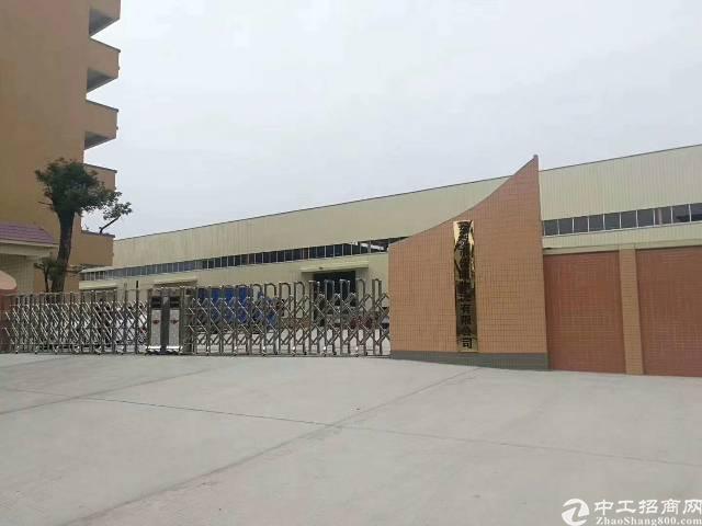 企石独门独院单一层 面积3500平方, 宿舍500平方, 电