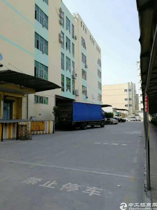 福永重庆路边上,3200平方带精装修厂房