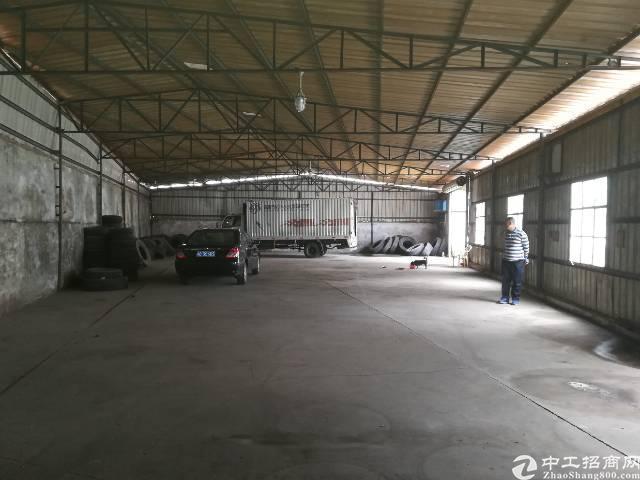 龙岗爱联吉祥地铁站附近 500平钢构急租