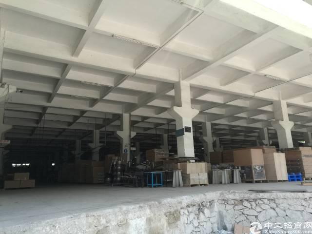 沙井新出独院1-3层21000平厂房出租