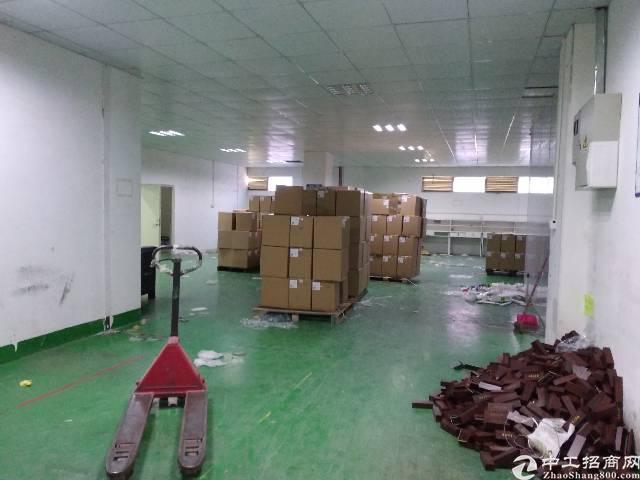 福永新和新出精装修厂房1600平招租