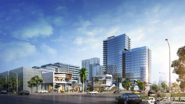 总部产业大厦、独栋研发楼 位于龙岗中心城附近项目 都市智谷