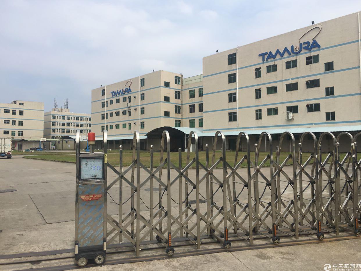 龙华大浪新百丽附近大型工业园精装修厂房1200平