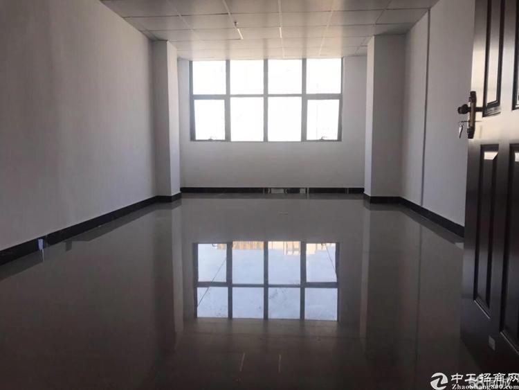 (出租)沙井新桥107国道边带装修写字楼120-650平米