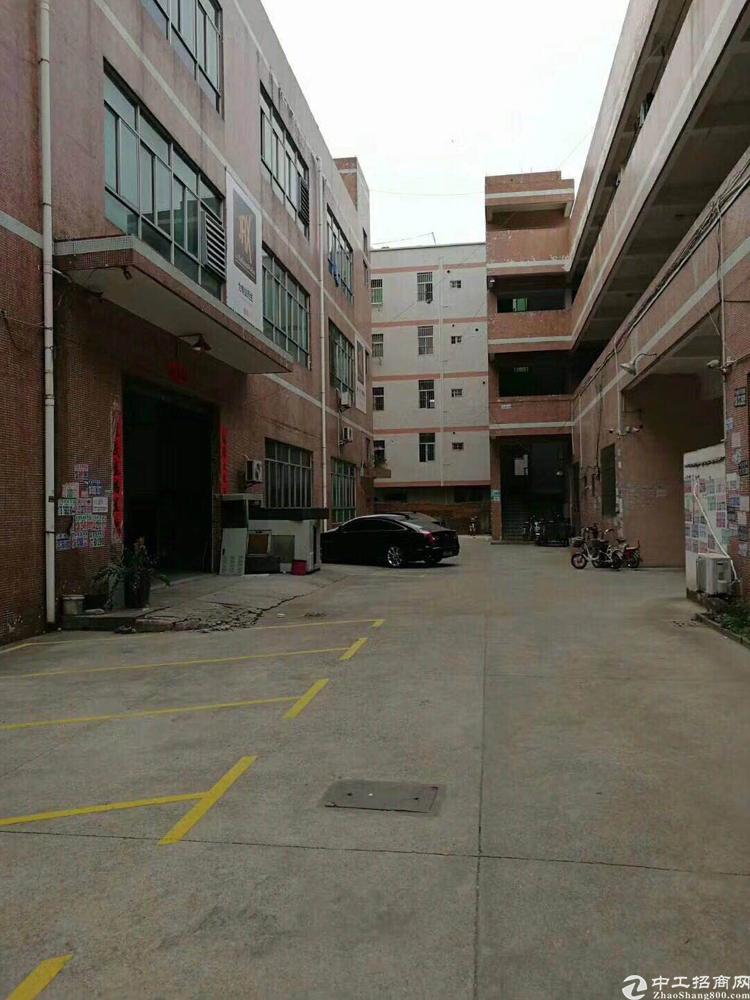 横岗大康社区独门独院厂房。3900平方,宿舍2000平方。
