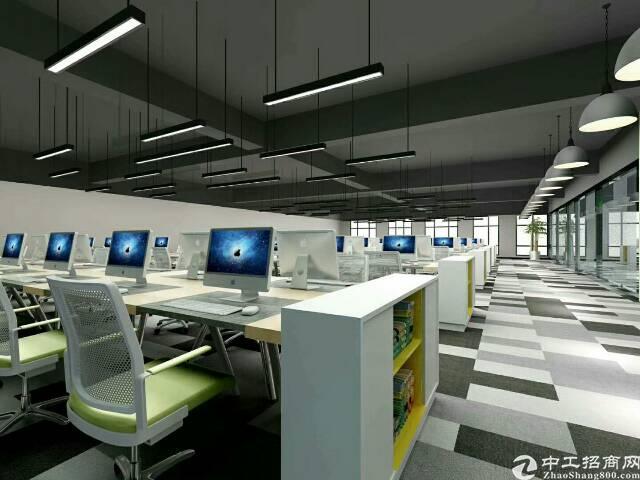 深圳龙岗区华南城旁写字楼