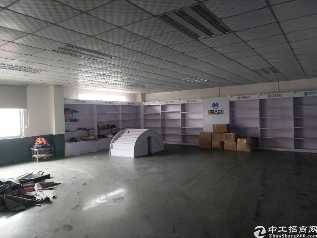 横沥三江工业区现成装修厂房招租