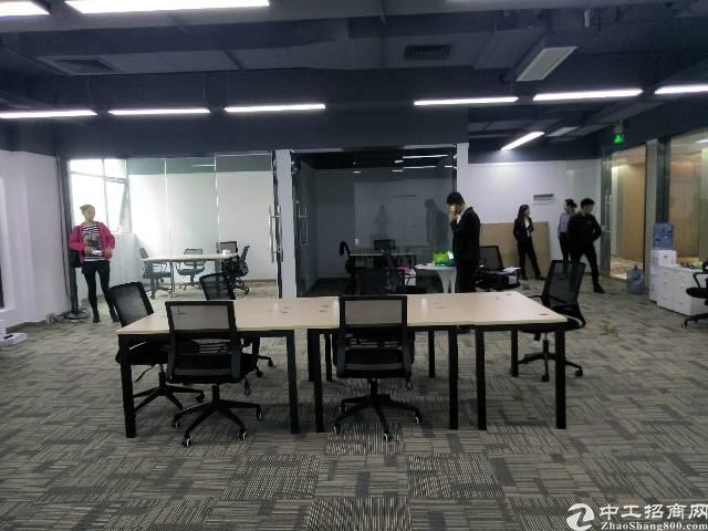 出租 光明新区招商智慧城精装修写字楼247平