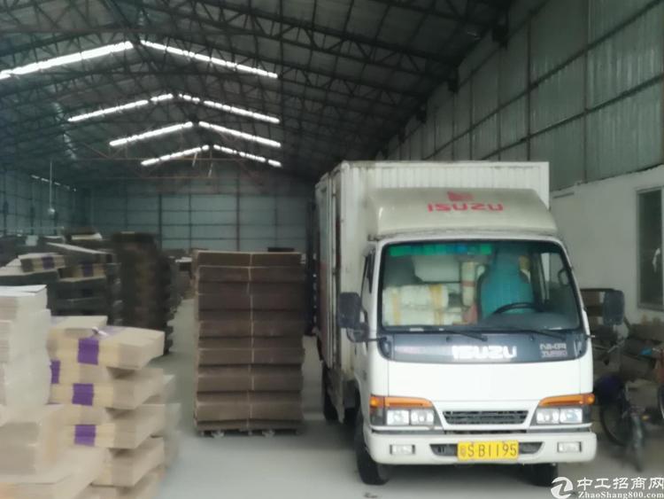 东莞高埗成熟工业园钢结构厂房出租