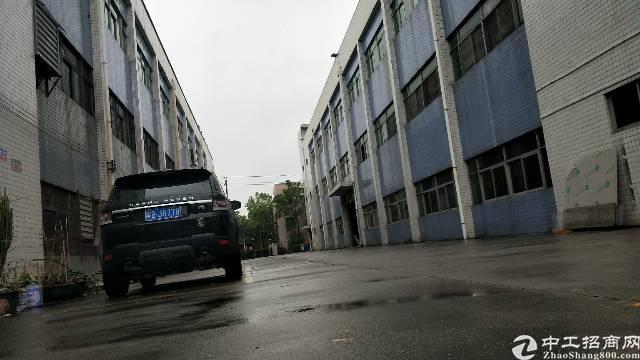 清平高速出口6000平米独院厂房出租