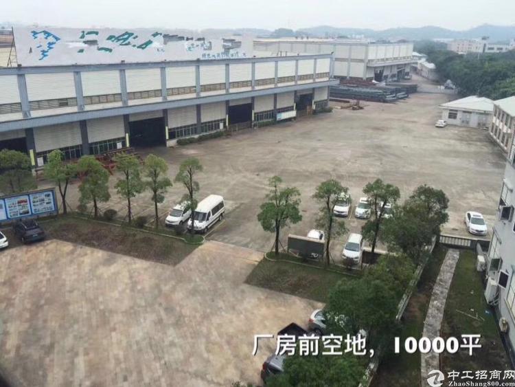 东莞可办环评空地大钢结构滴水高厂房