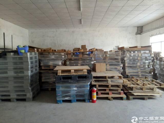清溪镇中心新出标准厂房4楼1200㎡低价出租(可分租)