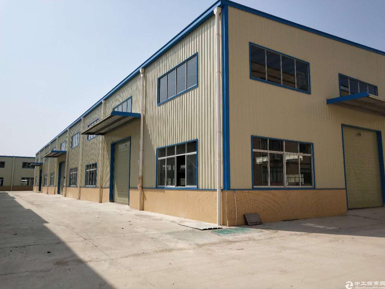 陈江镇新出标准钢构厂房招租2700平方独门独院