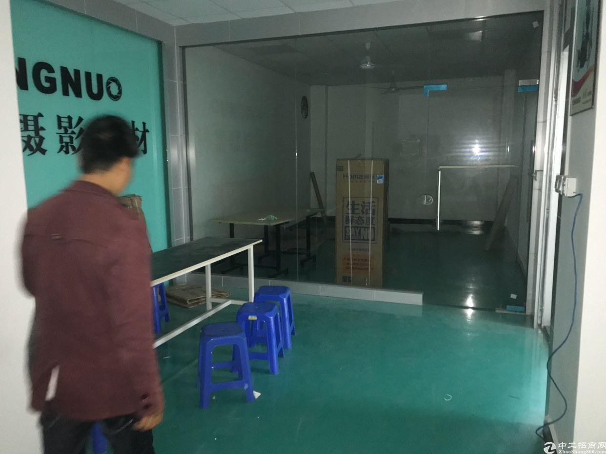 龙华大浪新百丽950平全新厂房招租,现成水电