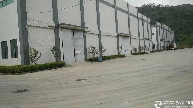 惠州市惠阳区独院厂房招租