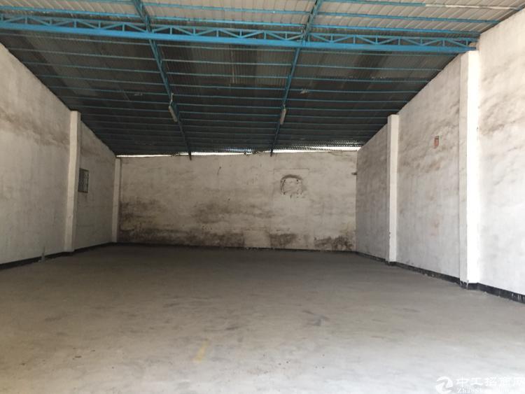 龙岗坪地300平方钢构厂房出租