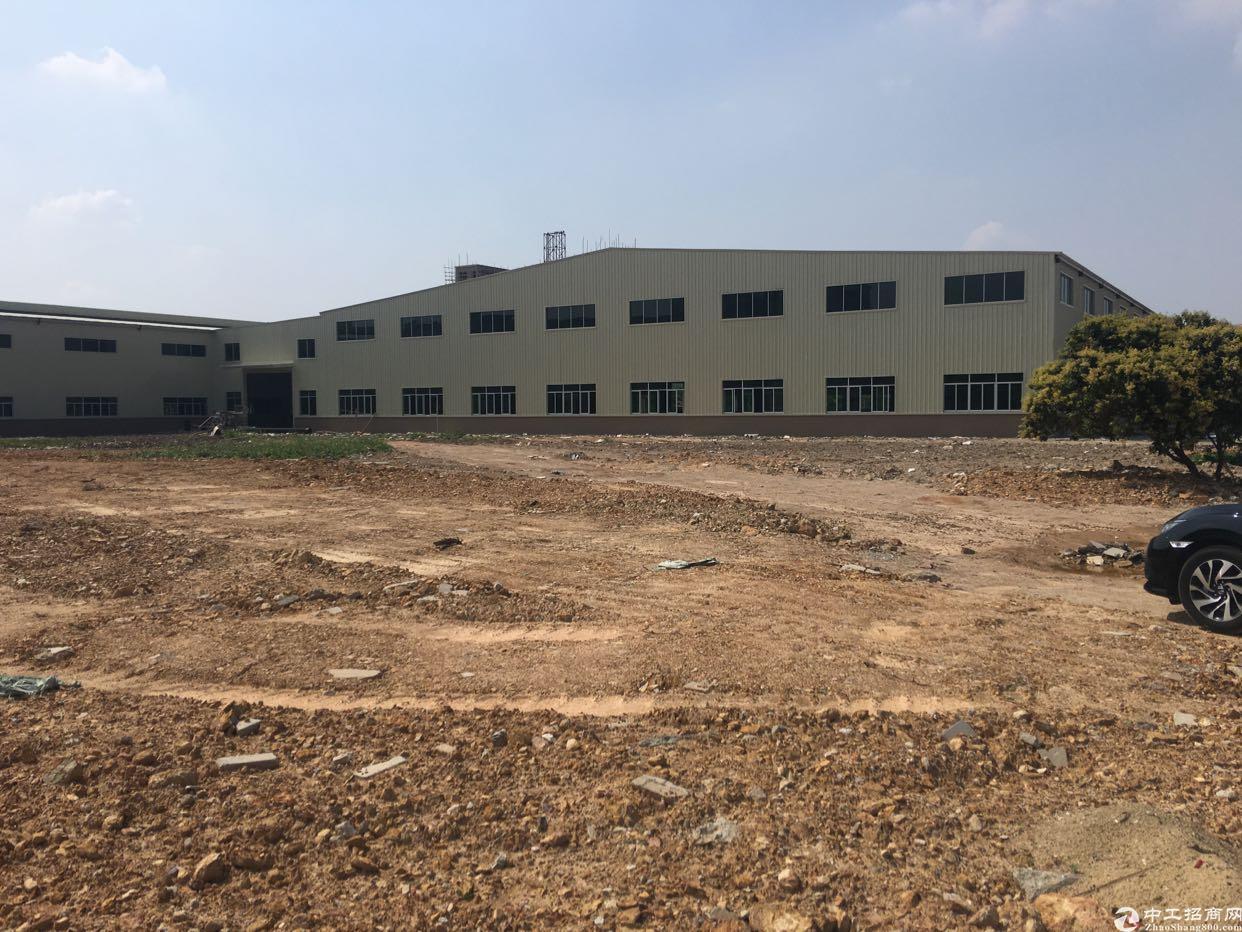东莞市新出独院全新钢构厂房出租