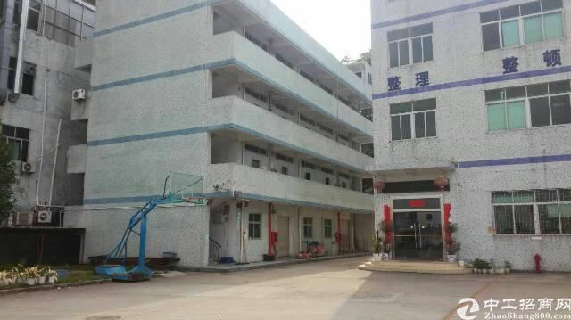 坪山龙田社区二楼带装修厂房整层1300平出租-图6