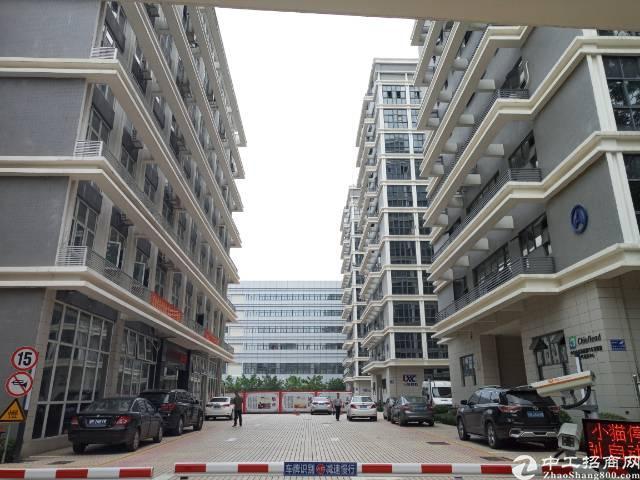 龙岗高新园区新空楼上600平方 带装修厂房