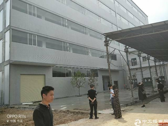 清溪边上新出原房东厂房一栋,9000平