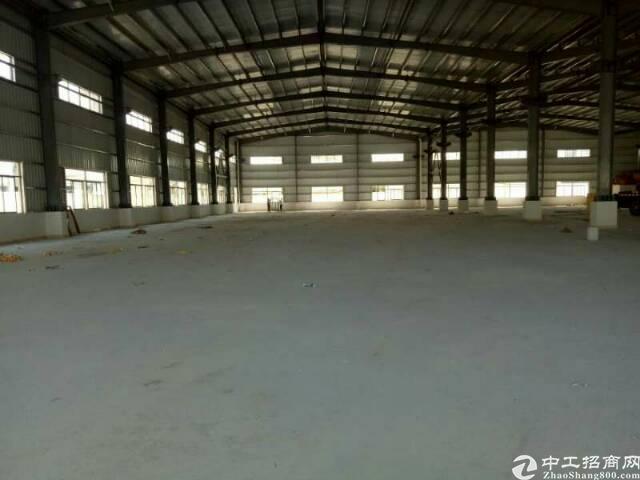 东城牛山外径工业园单一层厂房1800平方出租