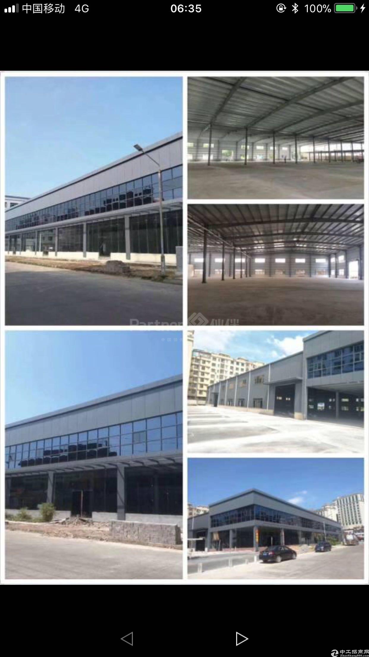 常平全新独院单一层8000平米高度10米
