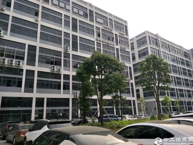 长安沿江高速出口新出2200平安精装电子厂房