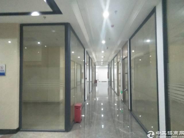出租光明新区全新甲级写字楼精装隔好330平