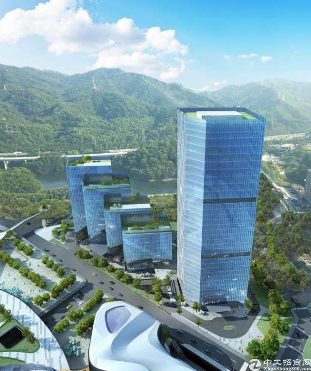 深圳市横岗(梅林关)甲级写字楼128-40000平方米招租