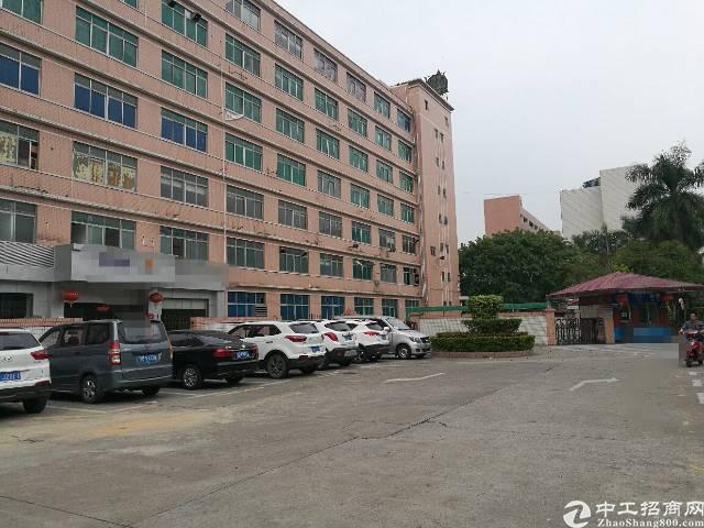 西乡大工业城独栋厂房13000平米出租