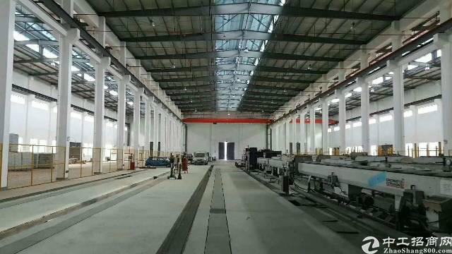 滴水13米重工业厂房出租