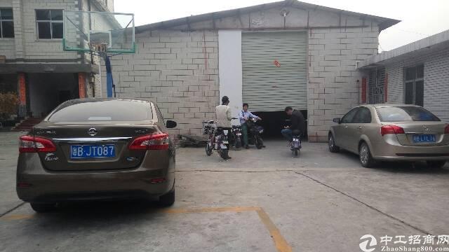 观澜福民新出独院钢构700平方厂房出租