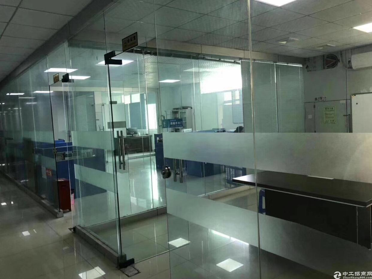 龙华地铁口附近办公室10000平,100平起分只租38