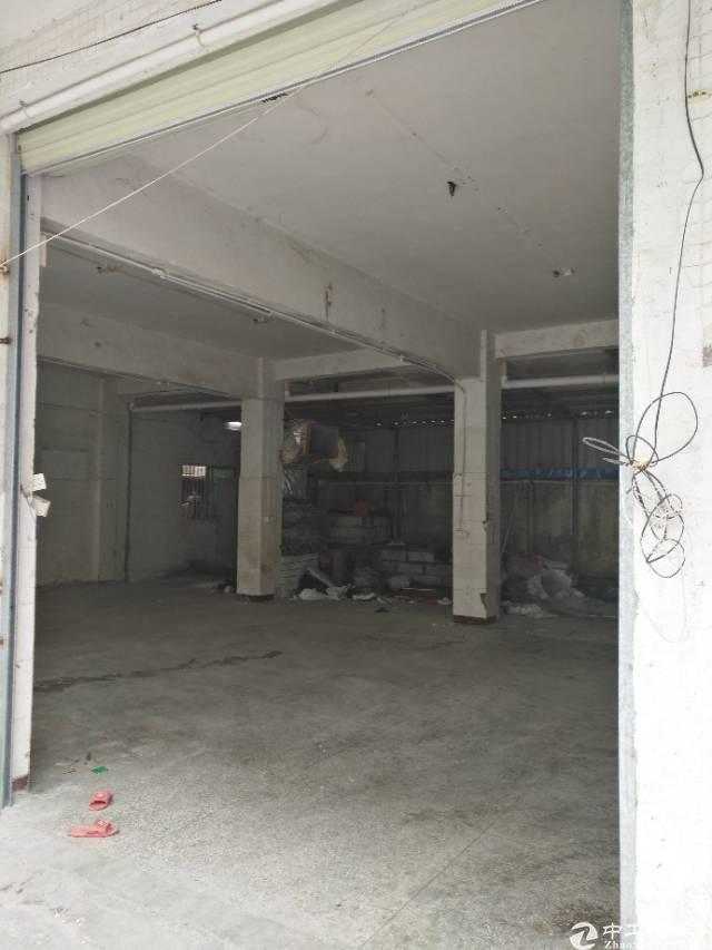 横岗大康沙河路边大型工业园区新出一楼厂房招租-图3