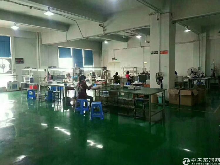 福永和平独立厂房1200平方带装修