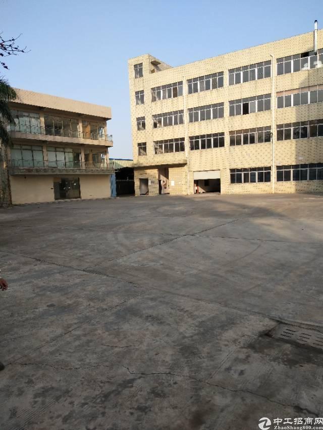 樟木头原房东标准厂房出租独门独院10500平方15元出租