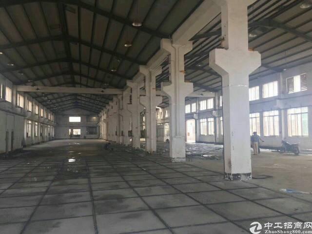 东莞清溪三中厂房出租