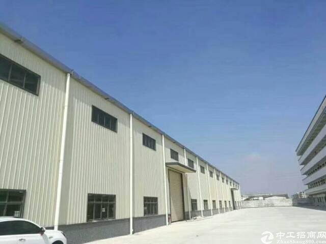 福永沿江高速8000平10米高兴钢构出租,大小分租