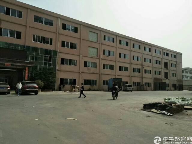 横岗一楼厂房1000平3000平层高5米仓库出租