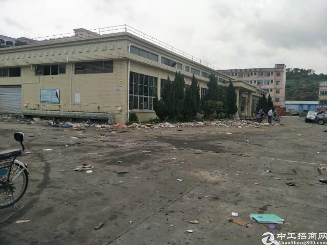 东城牛山一楼厂房1000平方带办公室装修