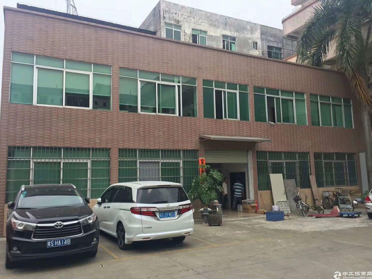 东莞独院厂房480平方两层