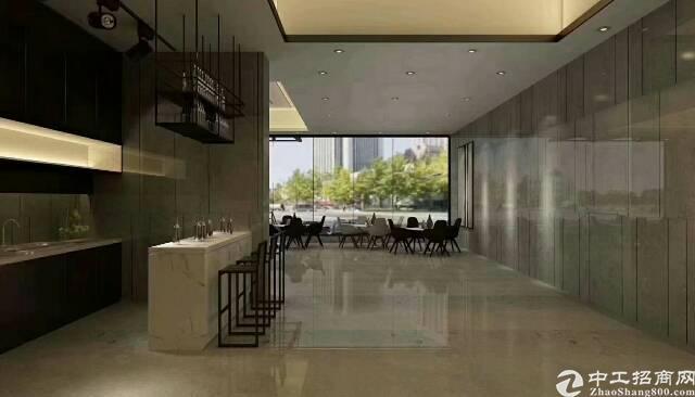 深圳周边全新写字楼厂房出售500平带红本