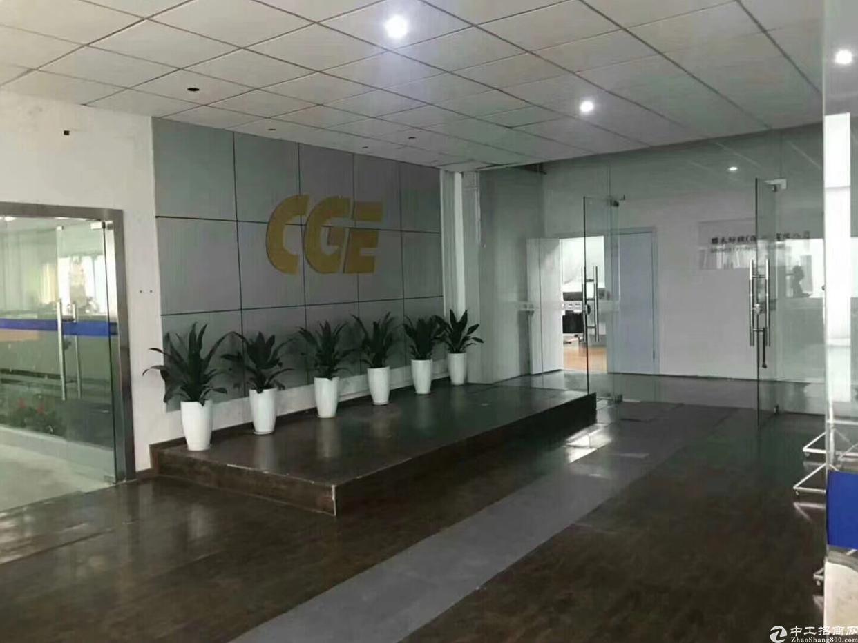 龙华清湖地铁站D出口2000平厂房出租,价格实惠