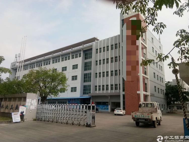 惠州三栋镇工业园区内新空出10000平带装修厂房出租!!