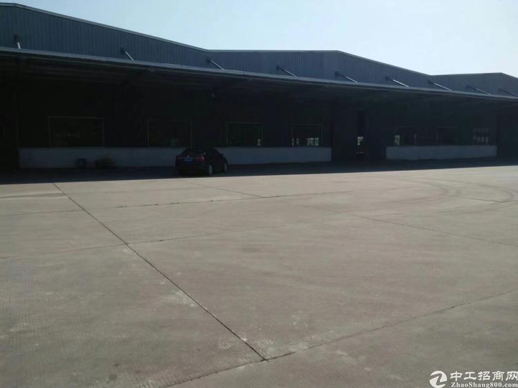 高埗镇500平方新出空地大厂房,