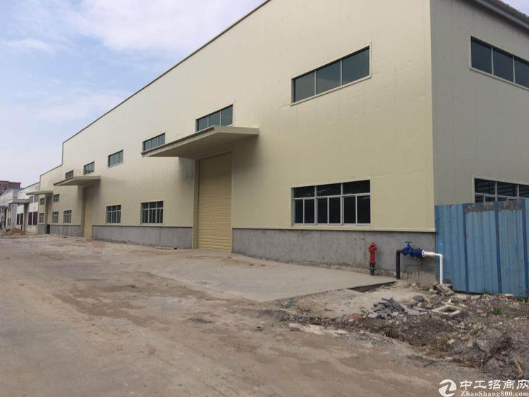 东莞市全新钢结构滴水10米高厂房