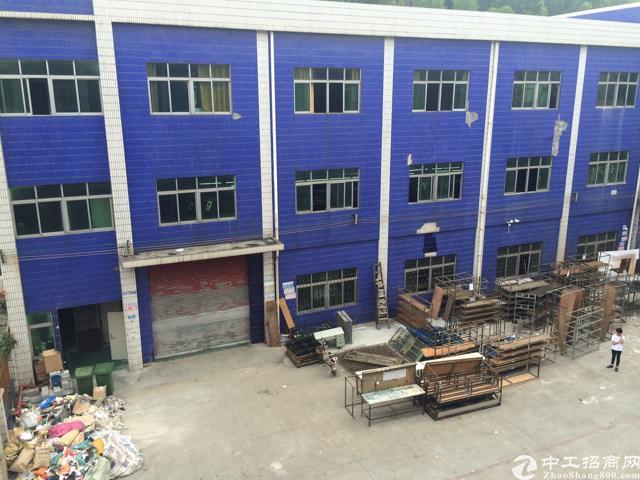 观澜原房东独栋厂房,1-3层 带装修